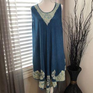 Riviera Sun Women's Dress.  SZ 2X.